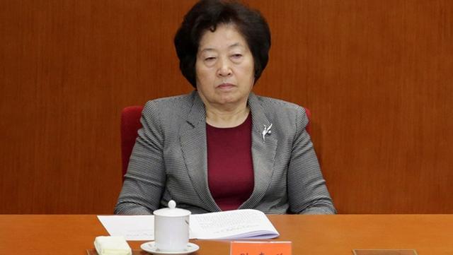 Bà Tôn Xuân Lan. Ảnh: REUTERS