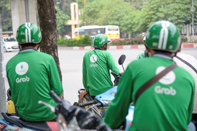 Grab đã lỗ lũy kế 938 tỉ đồng sau hơn 3 năm hoạt động kinh doanh tại Việt Nam - Ảnh: Zing
