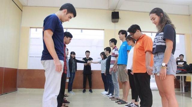 Sinh viên nước ngoài học tập tại Trường ĐH FPT