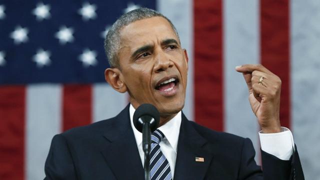 Ông Barack Obama. Ảnh: Reuters