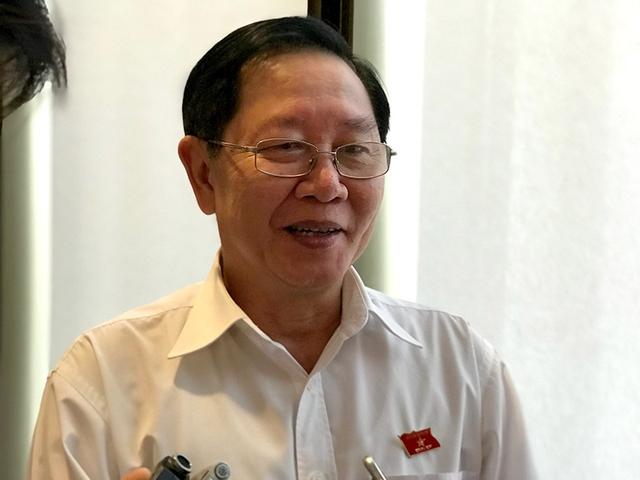 Bộ trưởng Nội vụ Lê Vĩnh Tân. Ảnh: X.Đ