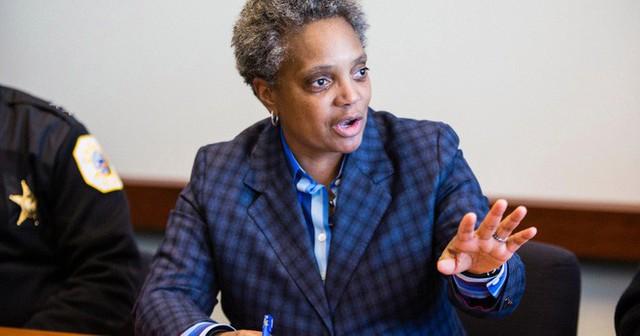 Luật sư Lori E. Lightfoot. Ảnh: Chicago Sun-Times