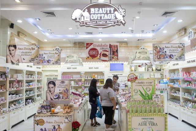 Một cửa hàng của Beauty Community tại Bangkok.