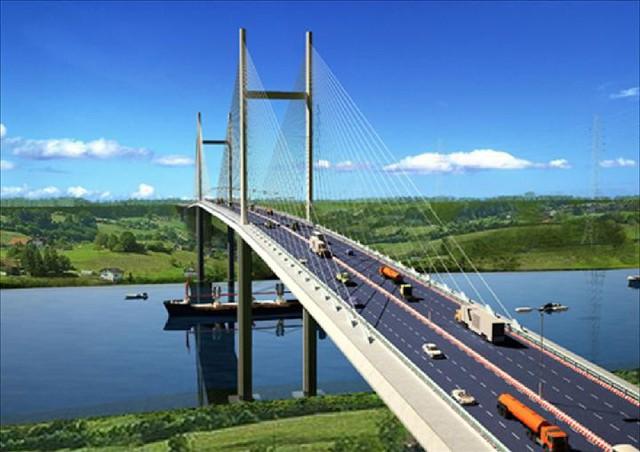 Cầu Cần Giờ được kỳ vọng sẽ tạo nên sự thay đổi cho Cần Giờ.