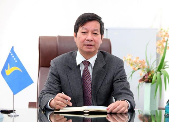 Ông Lê Khắc Hiệp, Phó Chủ tịch Tập đoàn Vingroup