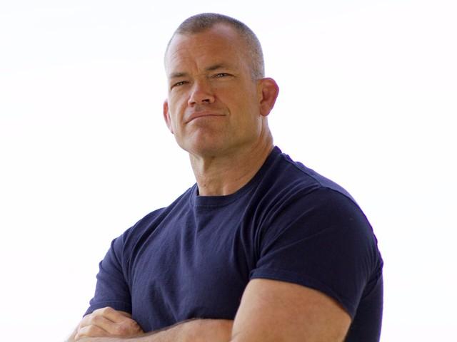 Cựu đặc nhiệm hải quân Mỹ Jocko Willink.
