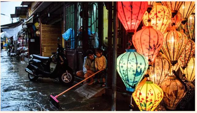 Người dân Đà Nẵng quyết tâm có một Tuần lễ APEC cấp cao thật ấn tượng trong mắt cộng động quốc tế (ảnh: FT)