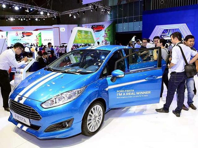 Giá ô tô tại Việt Nam cao gấp hai, ba lần các nước vì chi phí cao hơn nhiều so với Thái Lan, Indonesia… Ảnh: QUANG HUY