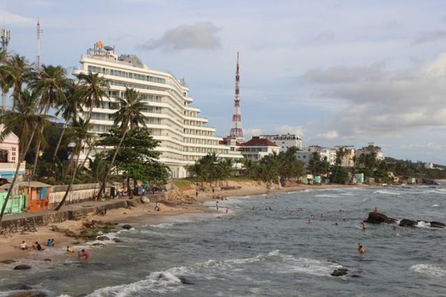 Khách sạn Sea Shells tọa lạc tại vị trí đẹp nhất ở Phú Quốc