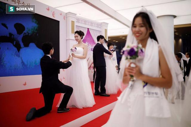 Nhiều người trẻ Hàn Quốc nói không với hôn nhân.