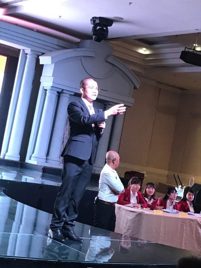 Ông Nguyễn Thái Luyện cho rằng Alibaba bị vu khống, cũng vì vậy mà lớn mạnh hơn (!?)