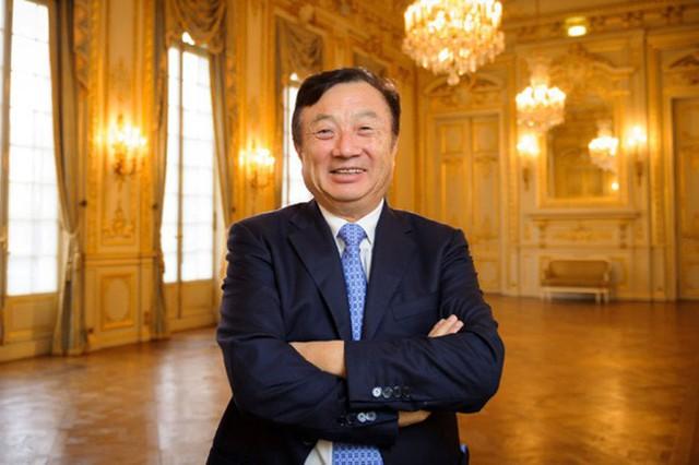 Ren Zhengfei - chủ tịch Huawei