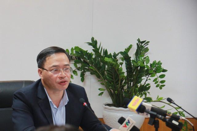 Cục trưởng Cục Điều tiết điện lực ông Nguyễn Anh Tuấn