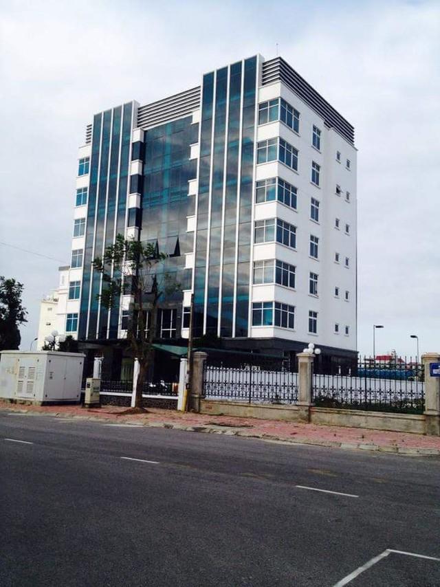 Trụ sở Ngân hàng Hợp tác Chi nhánh Hưng Yên tại Thị xã Hưng Yên