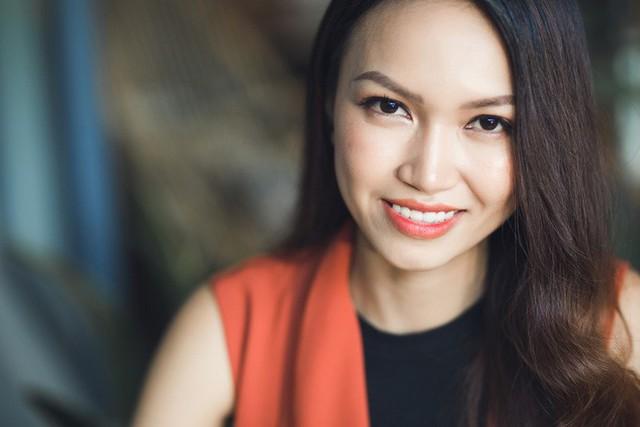 Thùy Trang, nữ CEO thương hiệu thời trang mặc nhà do chính tay lập ra đang gây sốt trên truyền hình.