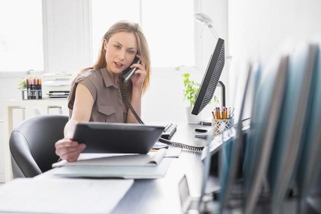 Công việc văn phòng có hại hơn bạn tưởng- ảnh minh họa từ Internet