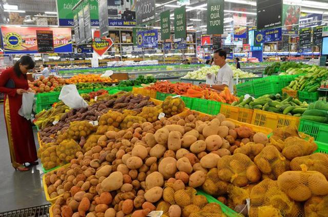 Hệ thống phân phối Metro đã lọt vào tay doanh nhân Thái Ảnh: Tấn Thạnh