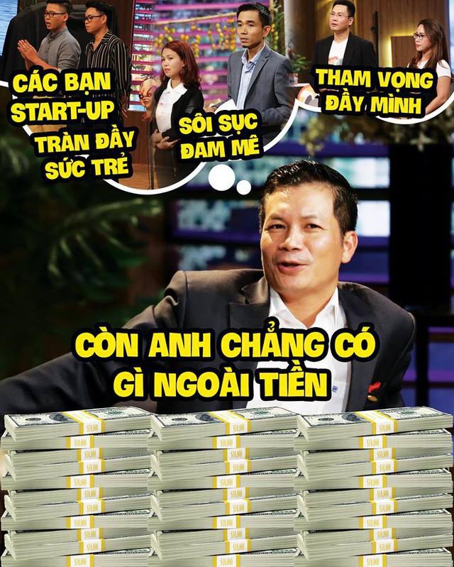 Ảnh minh họa. Nguồn: Shark Tank Việt Nam.
