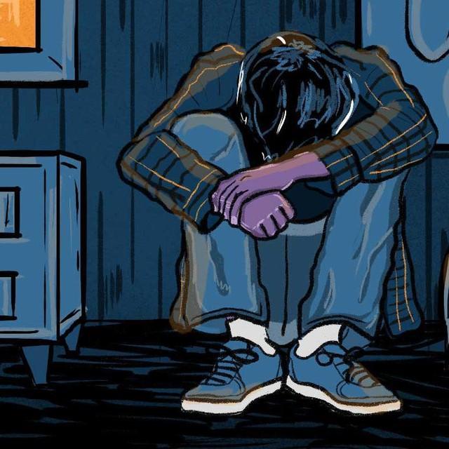 Không giống như tự sát, trầm cảm diễn ra không ngừng với cường độ thấp.