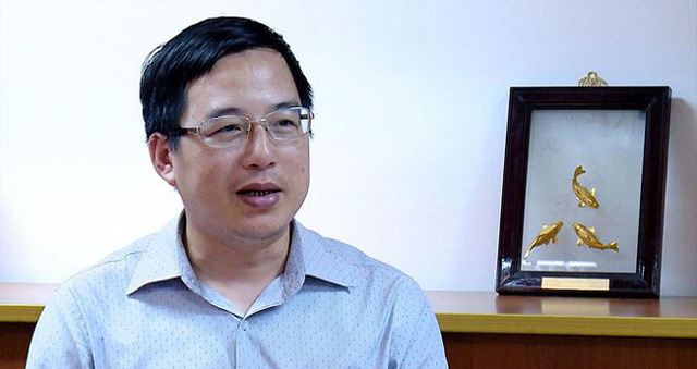 Ông Đặng Quyết Tiến,Cục trưởng Tài chính DN (Bộ Tài chính)