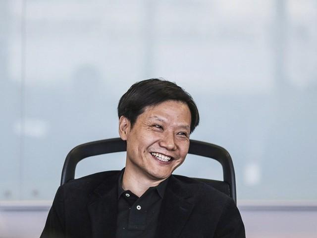 Tỷ phú Lei Jun, chủ tịch kiêm giám đốc điều hành của Xiaomi