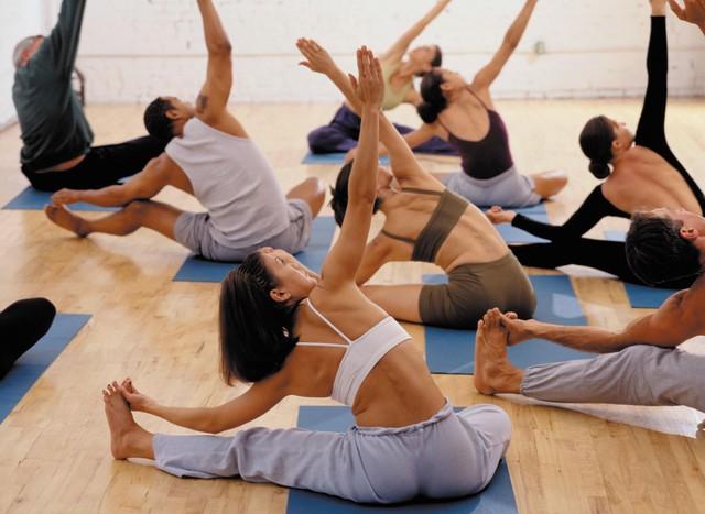 Tập luyện là phương pháp phòng bệnh tốt.