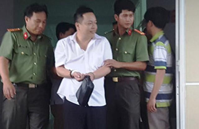 Nguyễn Huỳnh Đạt Nhân bị bắt vào giữa tháng 6-2016 và bị tạm giam cho đến nay. Ảnh: CTV THIÊN SƠN