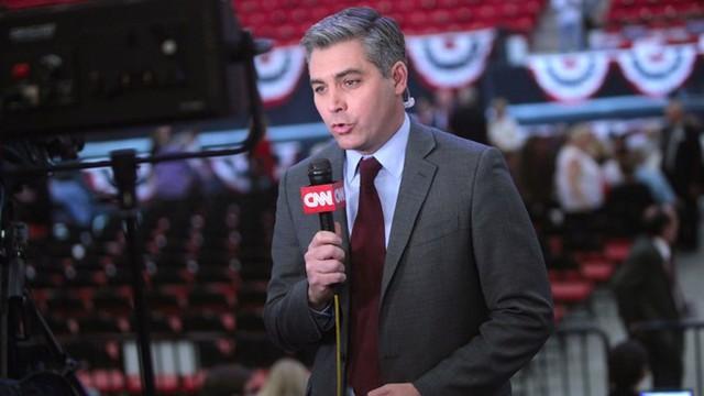 Jim Acosta - phóng viên CNN chuyên trách Nhà Trắng. Ảnh: Wikipedia Commons.
