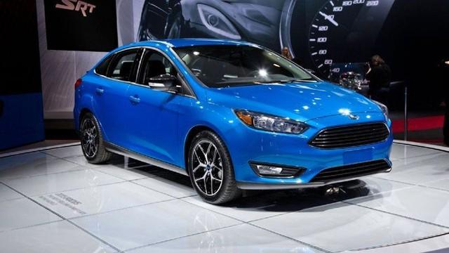 Một trong số 6 mẫu xe mới vừa ra mắt trong tháng 1/2017.
