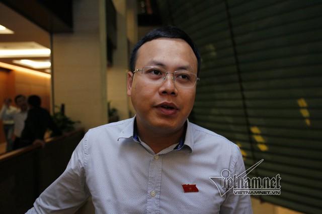 ĐBQH Phạm Quang Thanh. Ảnh: Phạm Hải