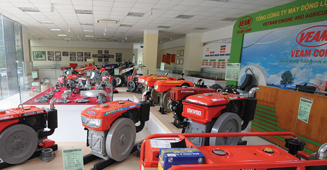 Máy nông nghiệp VEAM