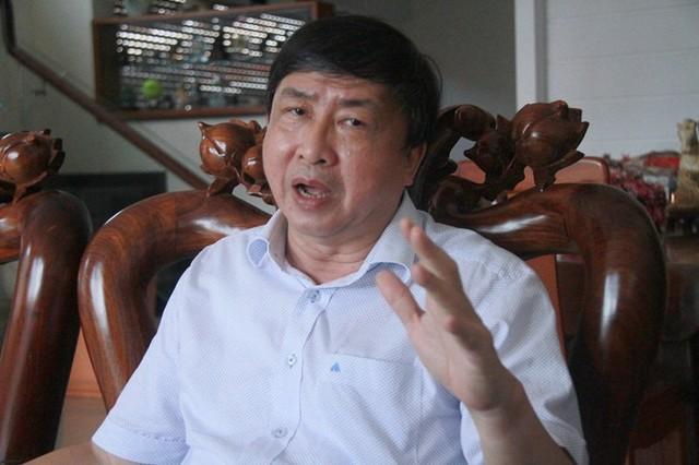 Nguyên Trưởng Ban Tổ chức Thành ủy Đà Nẵng Bùi Văn Tiếng