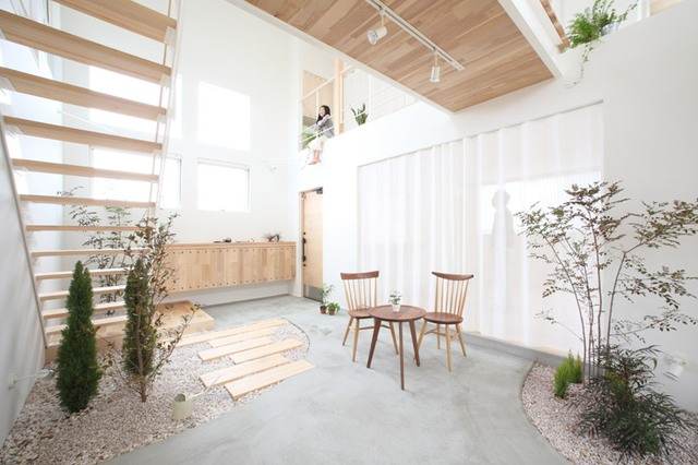 Thiết kế tinh tế của ngôi nhà luôn mang lại cảm giác thư thái, thoải mái nhất cho bất kỳ ai bước chân vào không gian này.