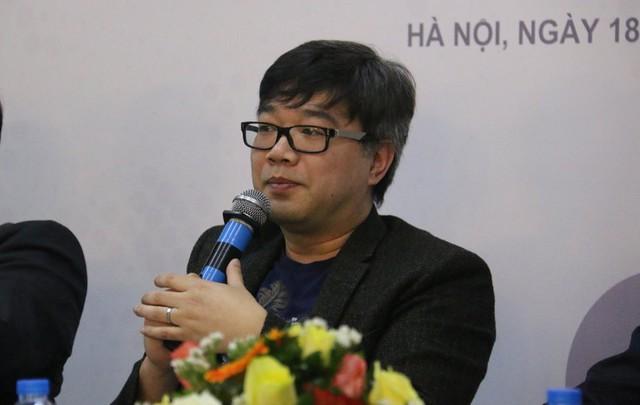 Ông Đỗ Hoài Nam - Chủ tịch Không gian làm việc chung Up, một nhà đầu tư thiên thần ở Việt Nam. Ảnh: Nguyễn Thảo