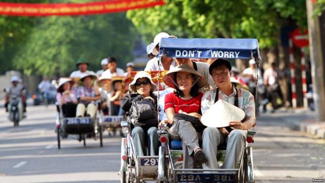 Trong nhiều năm gần đây, thị trường khách Trung Quốc luôn luôn là thị trường trọng điểm số một của Việt Nam (Ảnh minh họa: Tiền Phong)