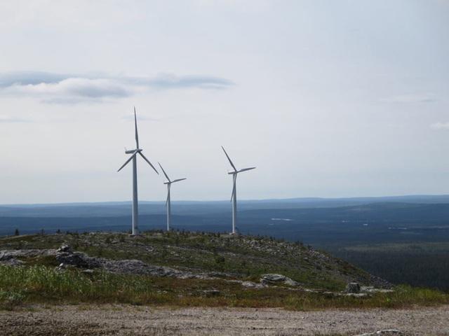 Năng lượng tái chế được xem như là một giải pháp tối ưu để ứng phó với biến đổi khí hậu. Ảnh: Inhabitat