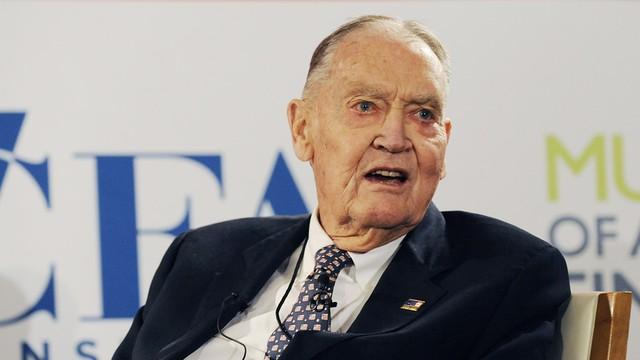 Nhà sáng lập quỹ Vanguard, Jack Bogle