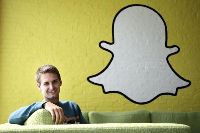 Snapchat là công ty hiếm hoi thoát khỏi cảnh cá lớn nuốt cá bé