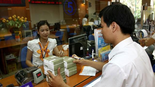 Cổ phiếu ngân hàng trở thành trụ cột trên TTCK.