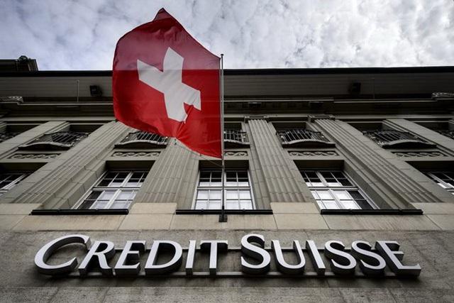 Một ngân hàng lớn tại Thụy Sĩ