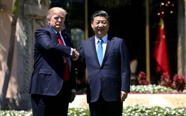 2 nhà lãnh đạo Mỹ - Trung tại cuộc họp Mar-a-Lago ngày 6/4