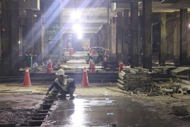 Nhiều nhà thầu thông báo sẽ giảm tiến độ thi công, thậm chí ngưng thi công vì thiếu vốn
