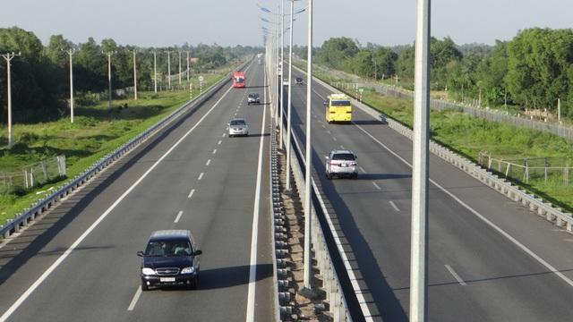 Đường cao tốc Tp.HCM- Trung Lương.