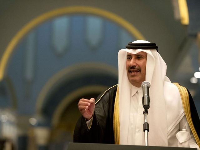 Thủ tướng Qatar Sheik Hamid bin Jasim
