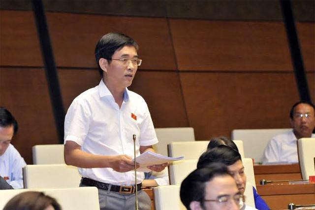 [Live] Chất vấn Bộ trưởng Bộ KHĐT: Đại biểu đề nghị Bộ trưởng làm rõ vấn đề đầu tư công - Ảnh 1.