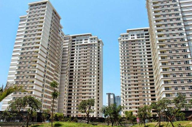 Giá căn hộ vẫn ở mức cao