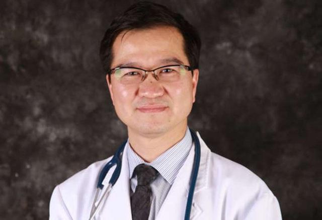 Giáo sư Trương Đế Khai