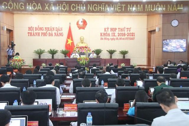 HĐND TP Đà Nẵng sẽ dành 2 ngày để chất vấn nhiều vấn đề nóng