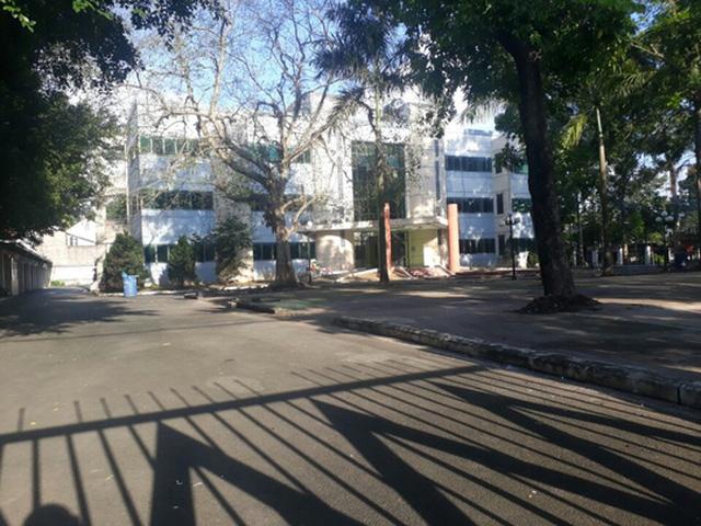 Trụ sở Sở GTVT bán với giá hơn 106 tỉ đồng