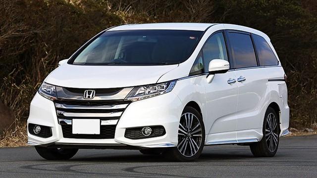 Honda Odyssey có mức giảm 200 triệu đồng